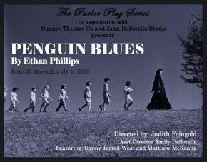 Penguin Blues, June 2018